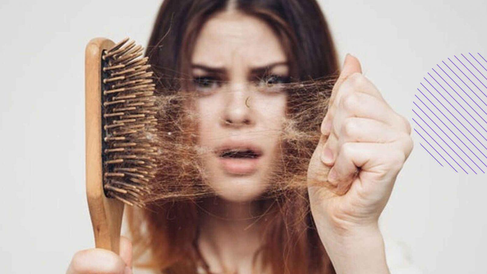Mejora la caída del cabello