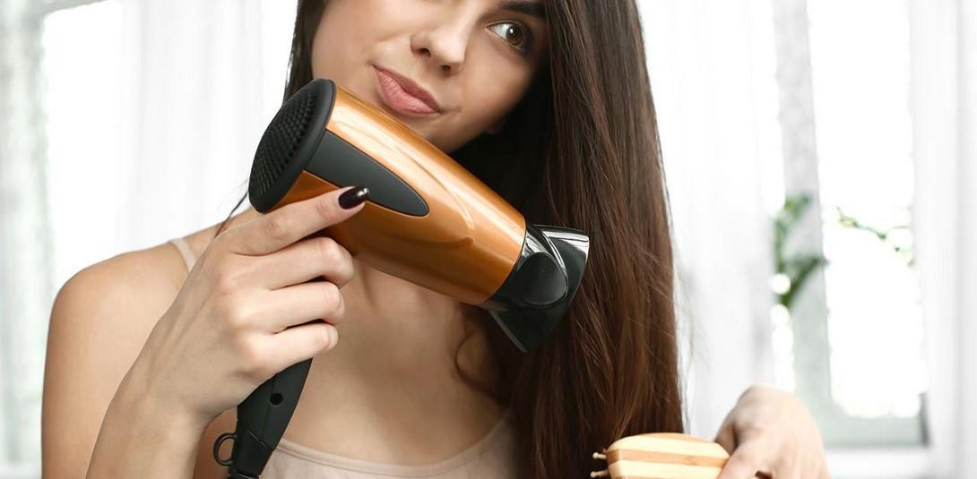 Protección térmica para el cabello
